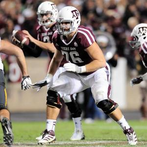 What's not to love about Joeckel. The consensus No. 1 overall pick took on some of the best pass rushers in the nation and shut them down, earning the Outland Trophy as the nation's top lineman. He has great footwork and solid awareness. Joeckel will likely need to continue to add to his 6-foot, 6-inch, 306-pound frame to improve his strength as a run blocker.