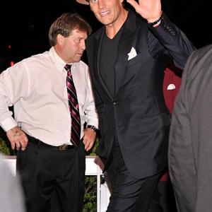 On the heels of Tom Brady's appearance at the Kentucky Derby (pictured), and his exhuberant reaction to Orb coming from behind to win, here's a look at Brady and other NFL players, coaches and front office executives at other sporting events.