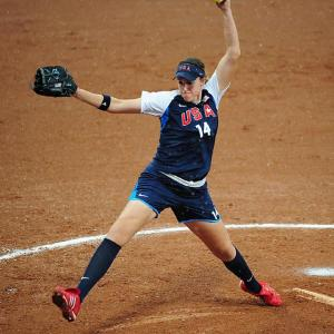 Opposing offenses never stood a chance against the dominant former Tennessee pitcher. Abbott, maybe the most accomplished pitcher in college softball history, recorded 112 shutouts in her career. A four-time All-America and winner of the 2007 Honda Award (Player of the Year), Abbott finished with a 189-34 record and 2,440 strikeouts -- both NCAA records. Her career ERA was 0.79. Who would you add to the list? Send comments to siwriters@simail.com.