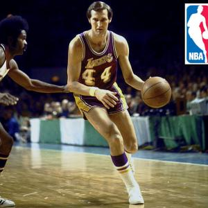 On May 28, 2013, Jerry West, a model of brilliant basketball nicknamed