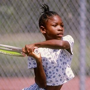 From her humble beginnings, Serena Williams has climbed to the top of the tennis world. Here are some rare photos of the only woman in tennis history to amass over $40 million in career earnings.