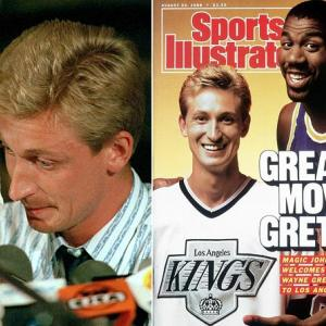 25 years ago, the Los Angeles Kings pulled off a transaction so monumental that it is known simply as