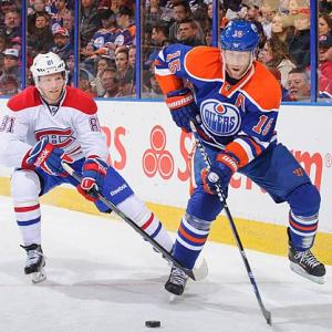 The Montreal Canadiens' center gave the Edmonton Oilers some bulletin board material before a game on October 22, 2013 by saying of them,