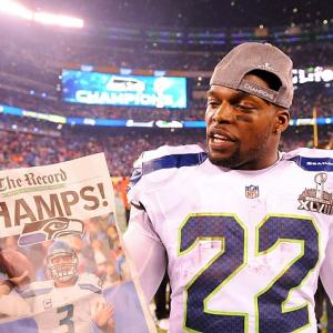 SI presents the bests photos by staff photographers and others from the Super Bowl.