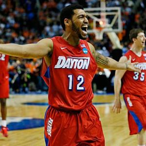 A team that started 1-5 in its conference, Dayton turned things around to make the NCAA tournament, but the best was yet to come. The 11-seed Flyers first knocked off in-state rival Ohio State, a six-seed, and followed that with an upset of Syracuse, a three-seed, to reach the Sweet 16.