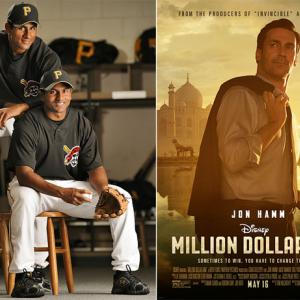 Opening nationwide today (May 16), Million Dollar Arm stars notorious Cardinals fan Jon Hamm. The movie tells the mostly true story of