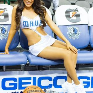 Meet Emily of the Dallas Mavericks, a self-proclaimed procrastinator who wishes she could sing like Beyonce and whose celebrity crush is Channing Tatum.
