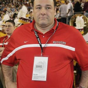 Before the world ever heard of Tony Soprano, James Gandolfini was just an ordinary Rutgers student.