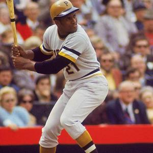 Roberto Clemente became the 11th member of the 3,000-hit club on Sept. 29, 1972, with a double off New York's John Matlack at Three Rivers Stadium. It was Clemente's final at-bat of the season and, tragically, the last of his career -- he died in an airplane accident during the offseason.