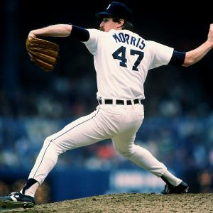The winningest pitcher of the 1980s is perhaps best known for his gutsy performance in Game 7 of the 1991 World Series, when he hurled 10 shutout innings to help Minnesota eke out a 1-0 victory over Atlanta.   Runner-up: Tom Glavine  Worthy of consideration:  Lee Smith (Cardinals) and Jesse Orosco