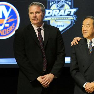 At the 2012 NHL Draft, the New York Islanders wrote a startling new chapter in their ongoing saga of ineptitude, mismanagement and misfortune. It was first reported by  The Columbus Dispatch  that GM Garth Snow had offered the Blue Jackets the Isles' entire slate of picks (No.s 4, 34, 65, 103, 125, 155 and 185) for the second overall choice in what was widely regarded as a thin and very dicey draft crop. The object of the Isles' affection was believed to be defenseman Ryan Murray, who ended up going to the Jackets. The Isles took Griffin Reinhart, the first of the  seven   blueliners they drafted that weekend. To some observers, the Isles' proposed trade was redolent of madness, and par for the course for a once-proud franchise that has sadly lost its way for a long time. Here are the lowlights of its journey into the dark night of the hockey soul.