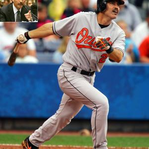 Rafael Palmeiro becomes the highest profile player to be suspended for violating the MLB steroids policy. The Orioles first baseman, who denies knowingly taking any banned substances, had stated in the spring to the House Government Reform Committee that published allegations by Jose Canseco of his steroids use were