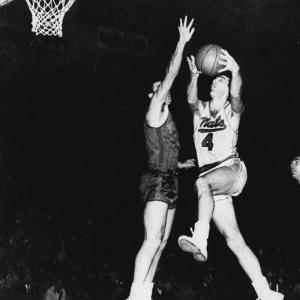 Dolph Schayes of the Syracuse Nationals becomes the first NBA player to score more than 15,000 points in his career.