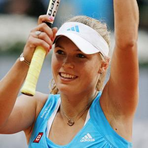 Our weekly Friday look at newsmakers in the tennis world.The precocious 18-year-old ensured she'll become the first Danish woman in history to crack the top 10 after her early-round victory against Alisa Kleybanova at the Madrid Open. Earlier in the week, Wozniacki helped promote the revamped event by playing with Elena Dementieva on the train tracks at Chamartin, one of the Spanish capital's busiest Metro stations.