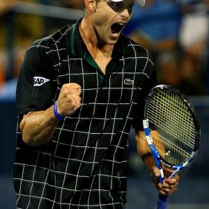 Our weekly Friday look at newsmakers in the tennis world.Roddick reached a milestone in his first tournament since losing the epic Wimbledon final. With a 7-6 (4), 6-4 victory against Sam Querrey in the third round of the Legg Mason Classic, Roddick joined Roger Federer, Lleyton Hewitt and Carlos Moya as the only active players with 500 career victories. ''It is validation of consistency in my career,'' said the fifth-ranked Roddick, who is 500-157 all time.