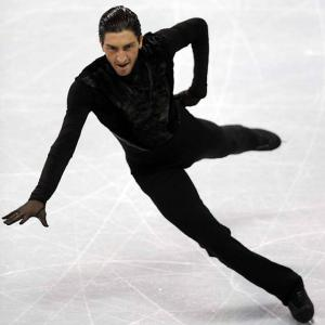 Last March, the 24-year-old brought the world title back to the U.S. for the first time in 13 years. Can he achieve a similar feat with an Olympic gold medal, which hasn't had an American champ since Brian Boitano in 1988? Lysacek finished just shy of the podium in Turin but is now a frontrunner entering Vancouver, with wins at Skate America and the Grand Prix Final this season. The two-time national champion stumbled during an attempted quadruple toe loop at last month's U.S. championship, but assured reporters it was just a test run: