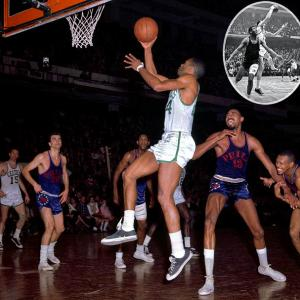 The top sports moments to happen within the city itself, including neutral-site matchups such as college bowl games, super bowls, NCAA Tournaments, etc.    In one of the most famous finishes in NBA history, Boston's all-time leading scorer came up big on defense. The Celtics were clinging to a one-point lead in Game 7 of the Finals, but Wilt Chamberlain and the Philadelphia 76ers threatened to end Boston's dynasty. In the waning seconds, John Havlicek snuck in front of Philly's Chet Walker, intercepting the inbounds pass from Hall of Fame guard Hal Greer. The play sealed the series for the Celtics, and longtime Boston announcer Johnny Most's radio call --