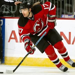 Explosive scorer with 50-goal capability, but a defensive liability and he certainly won't come cheap.   2009-10 stats (Atlanta and New Jersey):   76 GP  41 G  44 A  85 Pts