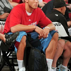 The top pick in the 2009 draft missed his introductory year in the pros when he sustained a stress fracture in his left knee during the Clippers' summer league. Though he was expected to return before the season's end, tests revealed his knee hadn't recovered properly and required surgery. In his delayed regular-season debut, against the Trail Blazers on Oct. 27, he notched a double-double (20 points, 14 boards), including monster dunks for his first two buckets.