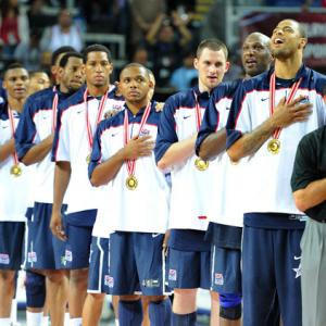 They're too young. They're too inexperienced. They don't have enough shooters. They can't handle zone defense.  Team USA, who had six players 22 years or younger on its roster, heard it all is it prepped for the 2010 FIBA World Championship in Turkey. But with the odds stacked against them,  the Americans, led by Oklahoma City Thunder star Kevin Durant, proved all critics wrong, steamrolling to a 9-0 record, earning the U.S.'s first gold medal at the Worlds since 1994 and qualifying for the 2012 Olympics in London. What's more: They did all without the big names of 2008, such as LeBron James, Dwyane Wade and Kobe Bryant.   Here's a look back at Team USA's road to World Championship gold.