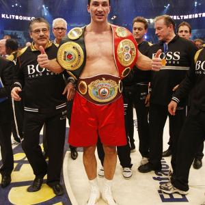The lineal championship in professional boxing, commonly described as