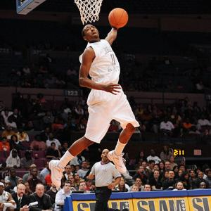 In 2007, as a high school sophomore, Wall was known as one of the best basketball players in North Carolina. His summer league coach helped Wall land an invite to the 2007 Reebok All-American camp in Philadelphia, where he would face off against the best high school players in the country. Using his combination of speed and vertical hops, Wall dominated the competition, which included future NBA lottery pick Brandon Jennings, proving he was not just a big fish in a small pond.