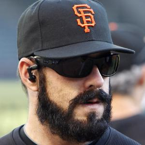 Tim Lincecum has been a beast and Cody Ross a revelation, but the true star of the Giants' playoff run, and possibly the whole postseason, has been Brian Wilson's beard. The San Francisco closer has been growing it since the all-star break and it has captivated Bay Area fans.