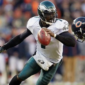 Michael Vick began the season as the backup to Kevin Kolb. Kolb got hurt, then Vick got hurt, and there was even a small quarterback controversy. But Vick put up stellar numbers in the air and on the ground after returning in Week 8, including several 40  fantasy point performances.
