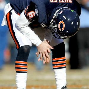 Jay Cutler's early exit from Sunday's NFC Championship game elicited a passionate response from former and current NFL players who felt the Bears quarterback should've played through the injury. The criticism clearly stung Cutler, who  according to SI's Jim Trotter , had to bite his lip as tears welled up in his eyes after hearing about the negative words. Cutler would later say of the decision to sit,