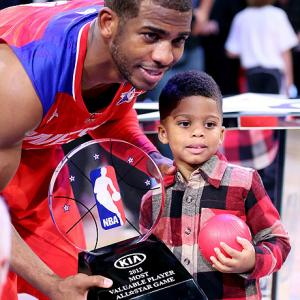 Paul tallied 20 points and 15 assists in the West's 143-138 victory to become the first Los Angeles Clipper to ever win All-Star Game MVP honors.