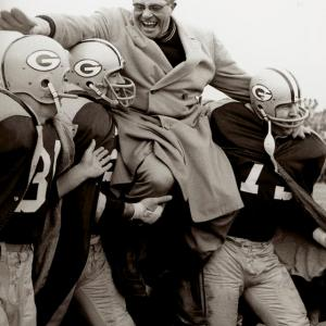Former SI photographer Neil Leifer is exhibiting some of his favorite photos in conjunction with Super Bowl XLV in Texas. Here's a selection along with  a link for more information about the exhibit .  NFL Championship Game Lambeau Field Green Bay, WI December 31, 1961