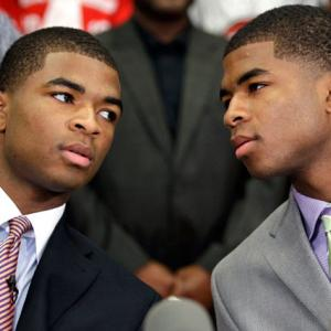 On Thursday, Andrew and Aaron Harrison announced their intention to attend Kentucky and play for John Calipari. The two were deciding between UK, Maryland and SMU. In honor of Andrew and Aaron, SI presents a gallery of other notable twins in sports.