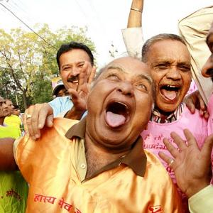 Forgive us our cynicism in the wake of MLB's steroid scandal, but these participants at World Laughter Day in Bhopal, India on May 1 invite suspicion that they were using performance-enhancing drugs. Will the World Anti-Doping Agency investigate?