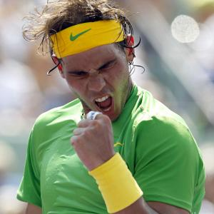 Ranked:  1   Age:  24 (Turns 25 June 3)   2011 Match Record:  36-6   2011 Singles Titles:  2   Career Singles Titles:  45   Major Titles:  9 - French Open ('05, '06, '07, '08, '10), Wimbledon ('08, '10), U.S. Open ('10), Australian Open ('09)   Last 5 French Opens:  '10-Won Championship, '09-Lost in 4th Round, '08-W, '07-W, '06-W   Topspin:  Owns career record of 38-1 at French Open; only loss was in fourth round in 2009 to Robin Soderling. ... Can tie Bjorn Borg's record of six French Open championships this year. ... After winning three consecutive Grand Slam titles, lost in the quarterfinals at the Australian Open in January.