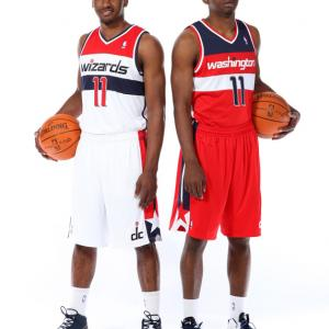 Earlier this month, the Wizards unveiled their new uniforms to rave reviews. Owner Ted Leonsis said the new look