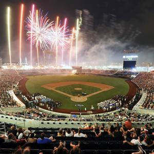 They don't play at Rosenblatt Stadium any longer, but Omaha is still college baseball's mecca. Eight of the nation's finest converged at TD America Park for the 65th College World Series.