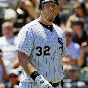 2010 Stats with Washington Nationals (158 G, 558 AB):  85 R, 38 HR, 103 RBI, .260 AVG, .356 OBP   In 2009 and 2010, Dunn hit 38 home runs each year with the Nationals. Ever since joining the White Sox in the offseason, though, Dunn has been stone cold: through the All-Star break he is batting .160, has nine home runs, and is on pace to break his career strikeout total of 199.