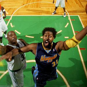 Age:  29    Position:  Center   2010-11 Team:  Nuggets    2010-11 Stats:  14.5 ppg, 61.5 FG%, 7.6 rpg, 2.0 apg, 1.0 bpg   Status:   Unrestricted -- $11.6 million early termination option