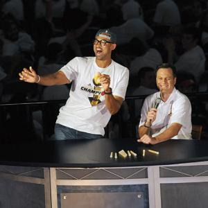 Athletes love to dance, whether it's a wide receiver celebrating a touchdown, a tennis player celebrating a victory or in this case, a 39-year-old Juwan Howard busting out the Cabbage Patch to celebrate the Heat's NBA title. In honor of Howard and unashamed celebrators everywhere, SI presents a gallery of athletes showing off their dance moves.