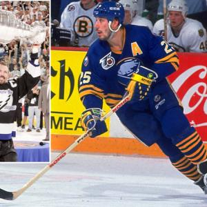 Andreychuk played for six teams spanning 23 seasons and ranks among the top 10 in NHL history in games played (1,639). Like Ray Bourque, it took Andreychuk 22 seasons before he won his first Stanley Cup.