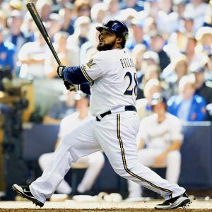 CURRENT TEAM:  BREWERS  BEST FIT:  CUBS   Fielder didn't exactly bid adieu to Milwaukee after the Brewers' NLCS elimination, but there was a lot of past tense in his final press conference.