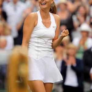 Maria Sharapova may be frustrated about her failure to win a Grand Slam this year, but sports fans don't seem to mind at all. Bing.com released their list of top searches of 2011 and Sharapova tops the list as the most searched athlete of the year. Here are the rest of the entries: