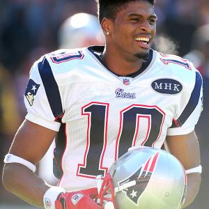 New England's Tiquan Underwood may not be the team's biggest star but when it comes to size of hair, no player can touch the Patriots receiver. In honor of Underwood's mane, here is a look at other athletes who have sported his trademark hightop fade.