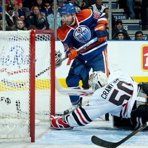 Gagner is the 13th player in NHL history to record eight points in a single game, and the first in 23 years to do so.