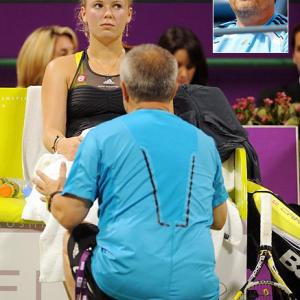 Wozniacki was key to his daughter's rise to No. 1, but many doubt she has the offensive weapons needed to win a major. The Woznicaki camp brought in Spanish coach Ricardo Sanchez, but fired him after the 2012 Australian Open after just two months on the job.