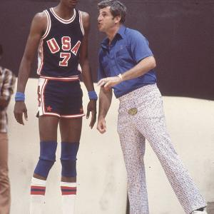 On Monday it was announced that Ralph Sampson will be enshrined into the Pro Basketball Hall of Fame's Class of 2012, joining Jamaal Wilkes, Reggie Miller, Don Nelson, Katrina McClain, Mel Daniels and Hank Nichols. In honor of this achievement, SI has collected some classic photos of Sampson through the years including this shot of the center with Coach Bobby Knight at the 1979 Pan Am Games.