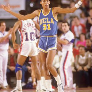 Reggie Miller will be inducted into the Basketball Hall of Fame on Sept. 7. Here are some rare photos of the former UCLA and Pacers guard.