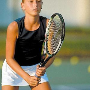 Maria Sharapova has won four Grand Slams since debuting in 2001. In addition to her accomplishments on the court, she is also a Goodwill Ambassador for the United Nations Development Programme and a former Sports Illustrated swimsuit model. Here are  some rare photos of the Russian tennis star.