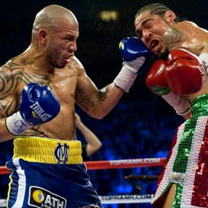 Known as a classy champion who captured titles at 140, 147 and 154 pounds, Cotto remains one of the biggest draws in boxing today.