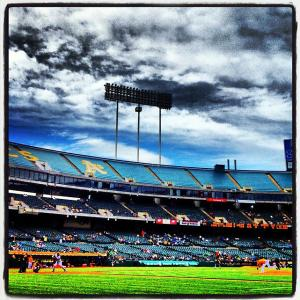 Since spring training, SI contributor Brad Mangin has been snapping pictures of MLB ballparks with his iPhone 4S, using a filter to give them an old-time feel. Here are Mangin's best shots of the season. To see more, follow Brad at @bmangin on Instagram.